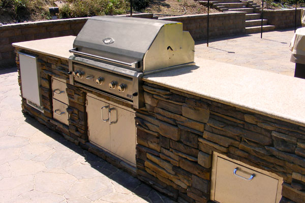 Outdoor Kitchens Pizza Ovens North Greece Landscape In Rochester Ny