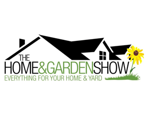 North greece landscape at the 2013 home and garden show Homes and gardens logo