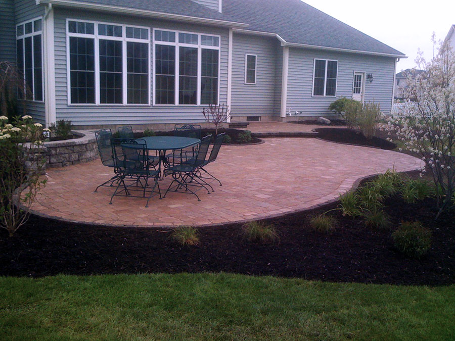 patio design greensboro nc